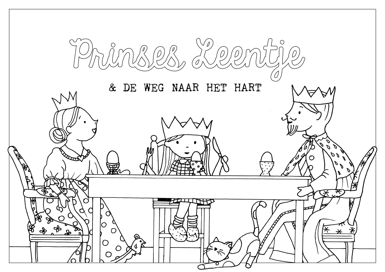 Goodies Prinses Leentje De Weg Naar Het Hart